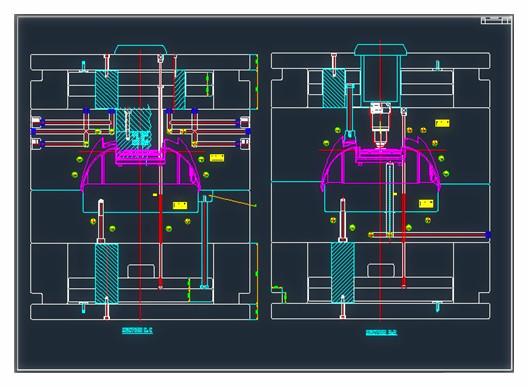 ug模具设计-主营项目-济南数控模具科技研究所培训