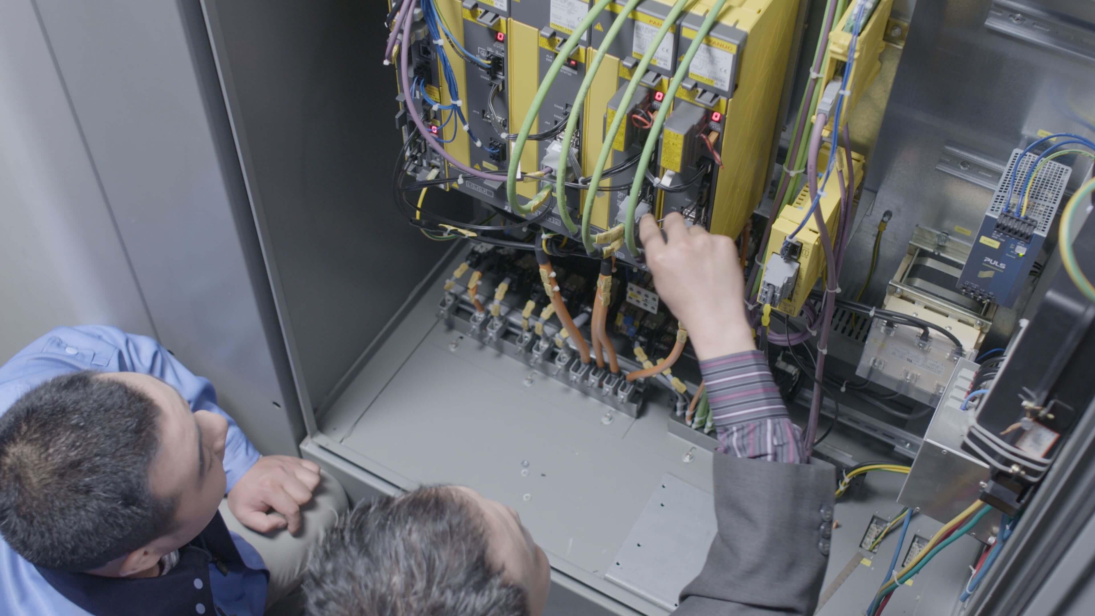 数控机床维修改造培训